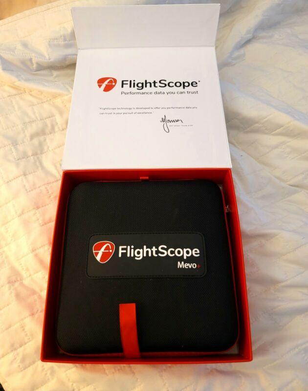 Flightscope mevo plus launch monitor