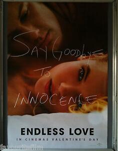 Cinema Poster: ENDLESS LOVE 2014 (One Sheet) Gabriella ...