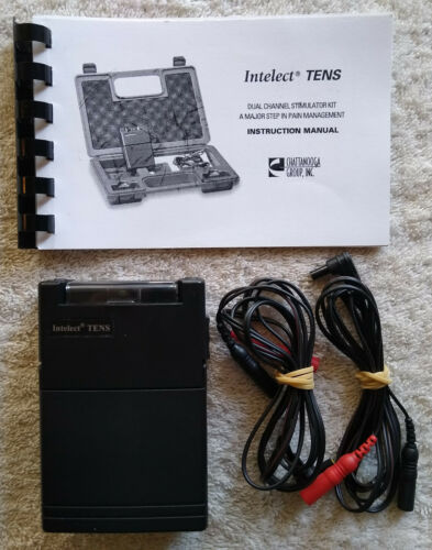 Chattanooga Group Intelect TENS Unit Dual Channel Timer