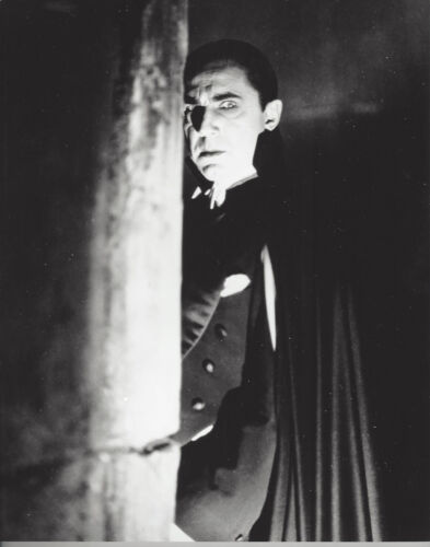 Bela Lugosi DRACULA  8x10 b/w  scary glossy photo
