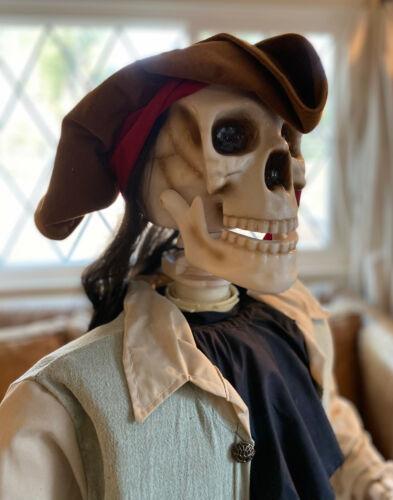 Retired GEMMY Dancing Pirate w/ Songs Super Freak 5
