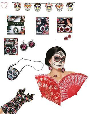Halloween Bread Costume (Day of the Dead Mexican Costume Accessories Halloween Sugar)