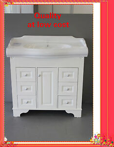 Antique Bathroom Vanity Arthur 900 ON Sale  eBay