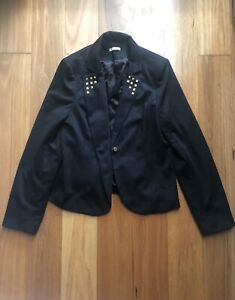 Black coat size 16 Kilburn Port Adelaide Area Preview
