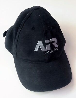 - AIR Modeller Stitched Logo Hobby Sports Blue Baseball Cap Used 100% Cotton Hat