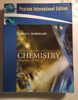 General, Organic & Biological Chemistry 3rd Edition: Timberlake