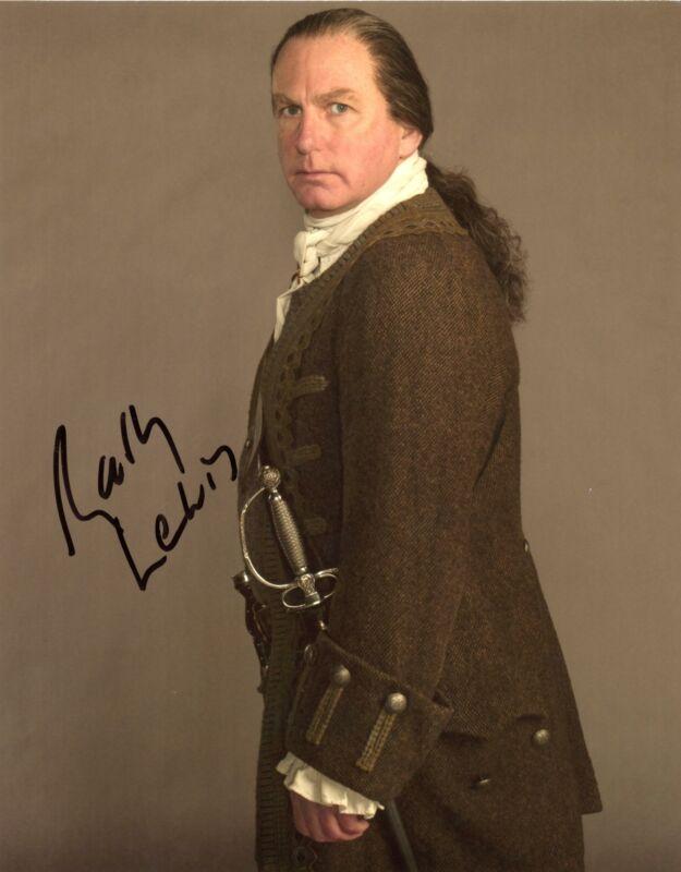 "Gary Lewis ""Outlander"" AUTOGRAPH Signed 8x10 Photo B ACOA"