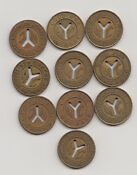 NYC Subway Tokens Lot