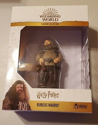 Harry Potter Rubeus Hagrid 1/16 Scale Resin Figurine Wizarding World Eaglemoss