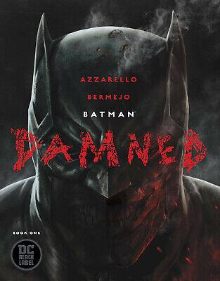 Batman - Damned 1 (NEUAUFLAGE) Panini - Comic - deutsch - NEUWARE - HARDCOVER  -