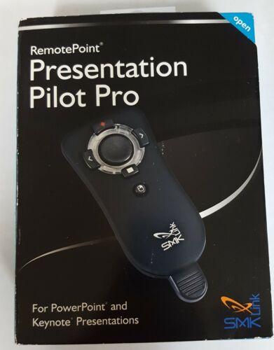RemotePoint Presentation Pilot Pro SMK Link VP6450  Black