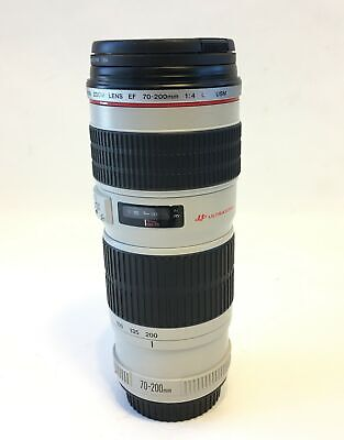 CANON ZOOM LENS EF 70-200MM 1:4L F/4L USM ULTRA SONIC