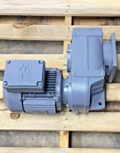 SEW-EURODRIVE FAZ67DT90S4 GEAR REDUCER WITH DFT90S4 MOTOR