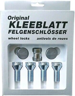 Felgenschloss Renault Twingo Schraube M12x1.50x25 Kegelbund 60° SW17