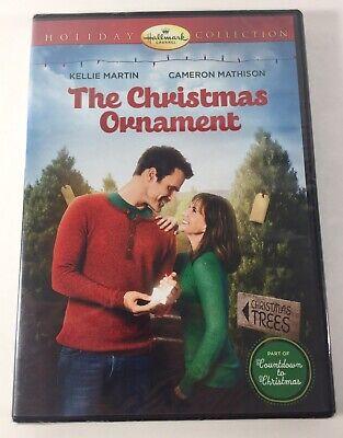 The Christmas Ornament (Cameron Mathison Kellie Martin) ~ NEW Hallmark DVD ()