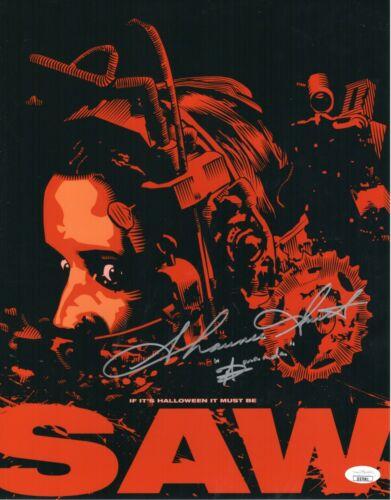 "Shawnee Smith Autograph Signed 11x14 Photo - Saw ""Amanda"" (JSA COA)"