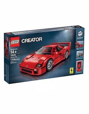 LEGO Creator 10248 Ferrari F40 New Sealed Retired