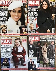 14 current magazines for Royal Family fans - all for $30