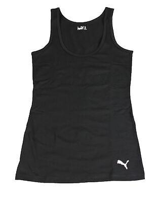 Puma Damen Tank Top (Puma Damen 2er Tank Top Oberteil Shirt Schwarz Black Tanktop)