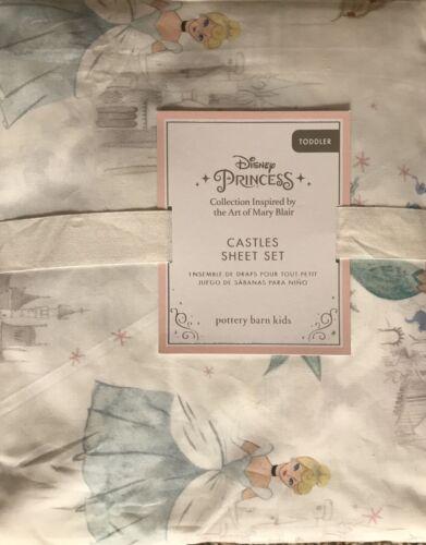 kids disney princess toddler sheet set new