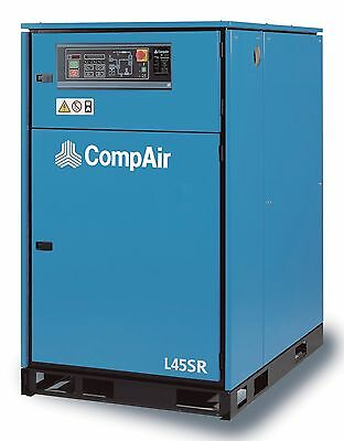 Compair Rotary Screw Compressor 15 Hp Air End Rebuild