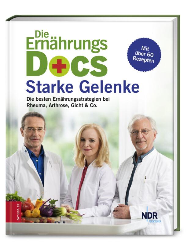 Die Ernährungs-Docs - Starke Gelenke Anne (Dr. med.) Fleck 9783898838634