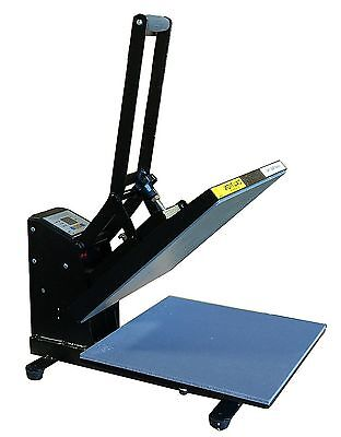 Fancierstudio Power Heat Press 15x15a Blk Digital Sublimation T-shirt Heat Pr...