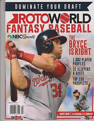 Rotoworld Fantasy Baseball Magazine 2014  Dominate Your Draft