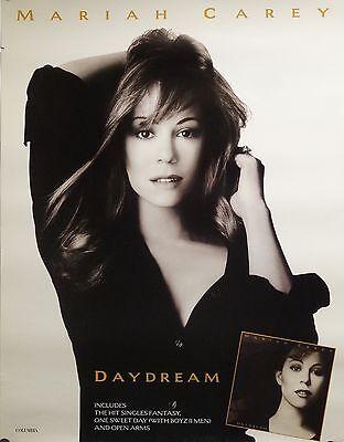 Mariah Carey 22x29 Daydream Music Promo Poster