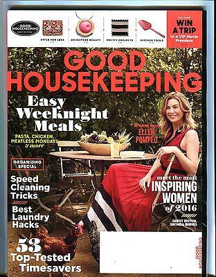 Good Housekeeping Magazine September 2016 Ellen Pompeo Ex 082716Jhe