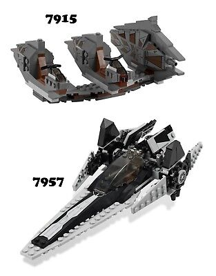 🔹NEW🔹 Lego Star Wars 7915 & 7957 Combo Sets 🔹NO MINIFIGURES🔹