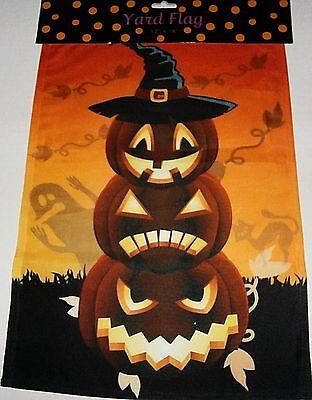 Decorative Halloween Yard Flag 12