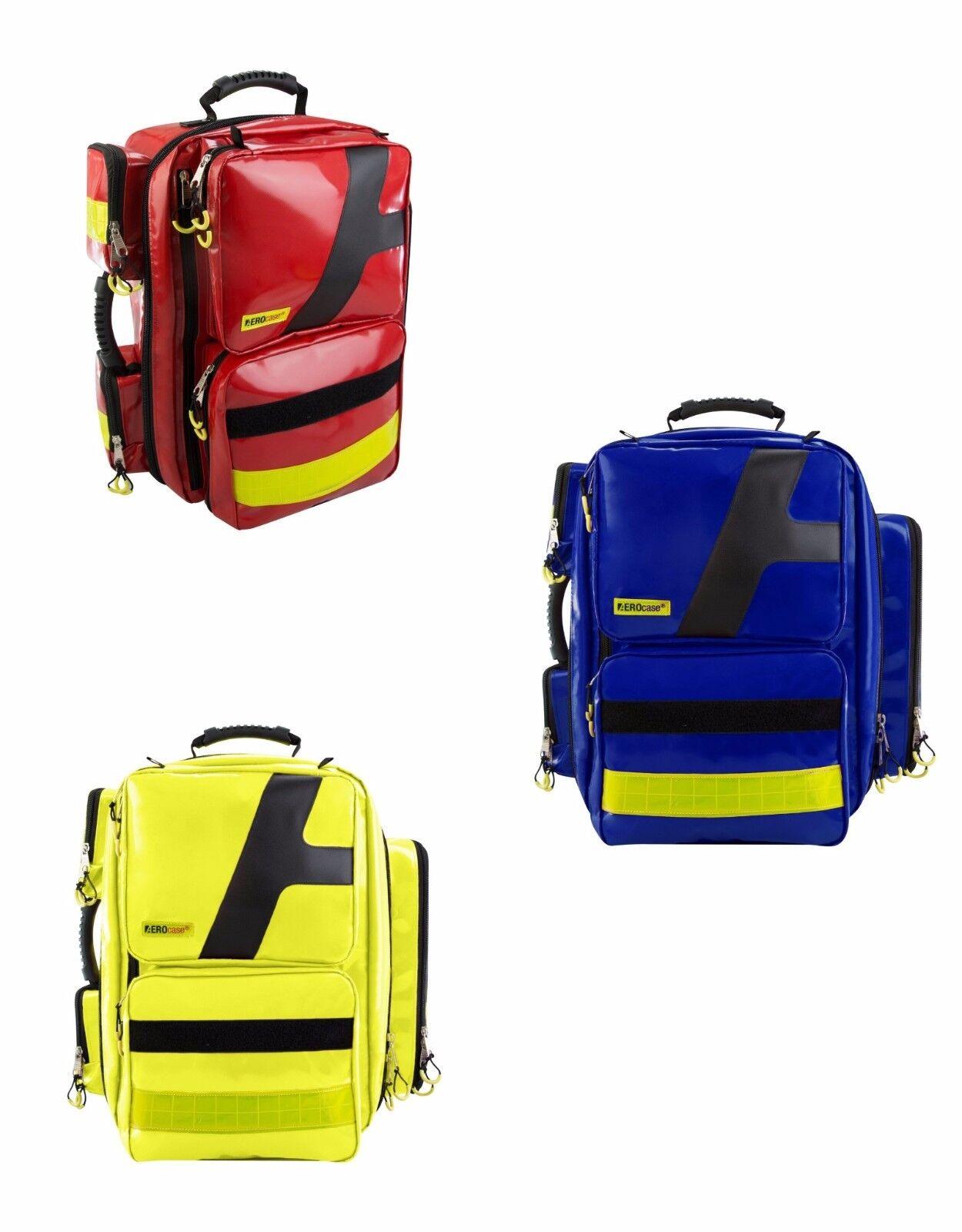 ZAINO di emergenza AeroCase Mpxl GIALLO BLU ROSSO Valigetta pxl1c