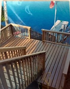 Chicks on the Dock, beautiful weekly rental!
