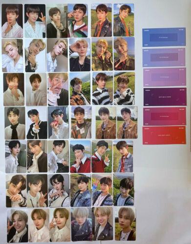 RESTOCK Enhypen 1st Mini Album Border Day One Official Photocard Dusk Dawn Ver