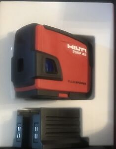 PMP 45 Hilti self levelling POINT LASER