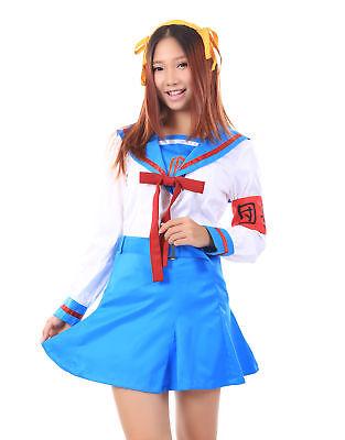 The Melancholy of Haruhi Suzumiya Cosplay Costume Winter - Suzumiya Haruhi Cosplay Kostüm