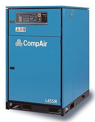 Compair Rotary Screw Compressor 20 Hp Air End Rebuild Service 25 30