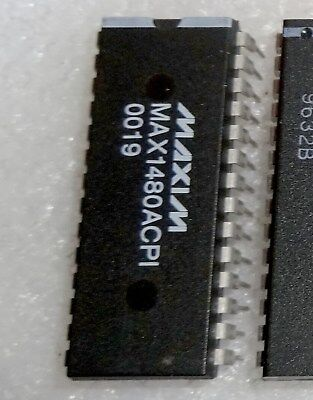 MAX1480ACPI ISOLATED RS 485 RS 422 DATA INTERFACE DIP DIP