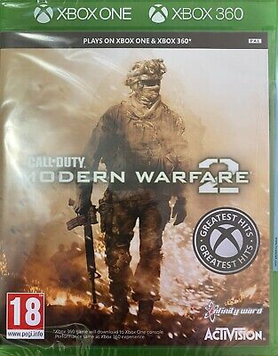 Call of Duty: Modern Warfare 2 Xbox 360 Xbox One - Backwards Compatible