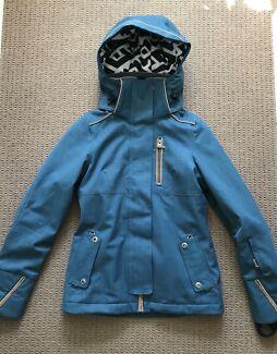 Ripcurl women's snowboarding ski jacket, sz XS (Aus 8)