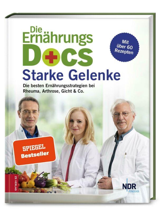 Die Ernährungs-Docs - Starke Gelenke Matthias Riedl Buch Deutsch 2018