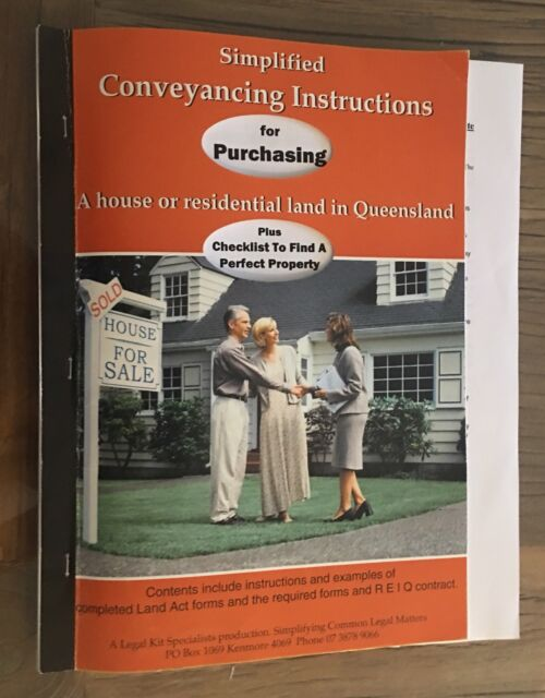 Do it yourself conveyancing kit for buying house land in qld do it yourself conveyancing kit for buying house land in qld other real estate gumtree australia gold coast south mudgeeraba 1170493371 solutioingenieria Choice Image