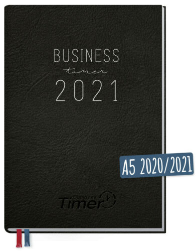 Business-Timer A5 2020/2021 18 Monate