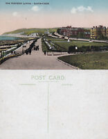 1930's The Western Lawns Eastbourne Sussex Unused Colour Postcard -  - ebay.co.uk