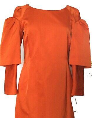NEW DRIES VAN NOTEN ANTWERP SATINSILK DRESS ROBE SOIE KLEED ZIJDE 36