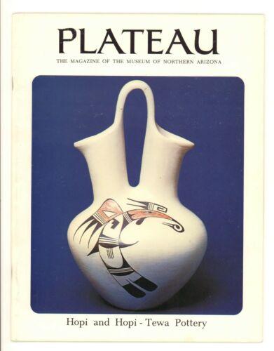 Hopi and Hopi-Tewa Pottery in Plateau Magazine, Museum of Northern Arizona, 1977