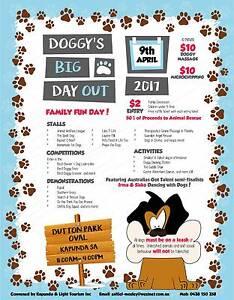 DOGGY'S BIG DAY OUT.......KAPUNDA Kapunda Gawler Area Preview