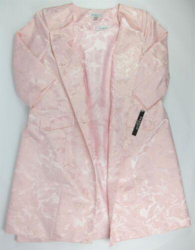 NWT $220 Danillo-Stefani Womens Plus Size 20W Floral Jacket 2-Piece Dress Suit
