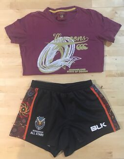 Indigenous All Stars League shorts